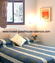 Hostel Valencia city center 12.50€