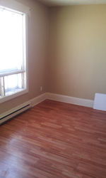 Two story town house style. $550 Sixth Street