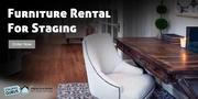 Furniture Rental For Staging